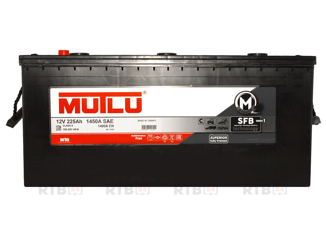 Аккумулятор MUTLU 225Ah 12V 1400A 1D6B
