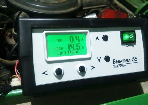 Каким током заряжать необслуживаемый аккумулятор зарядным устройством