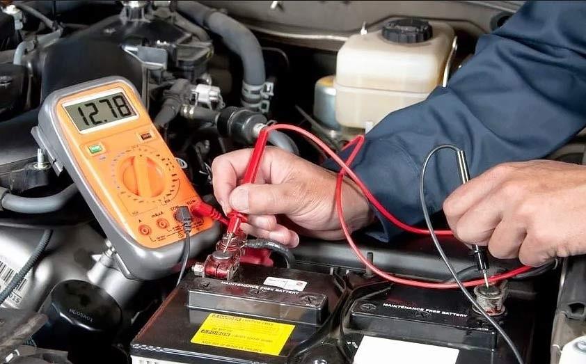 Как правильно заряжать необслуживаемый аккумулятор автомобиля
